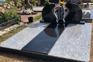 kapų tvarkymas - kapų plokštės